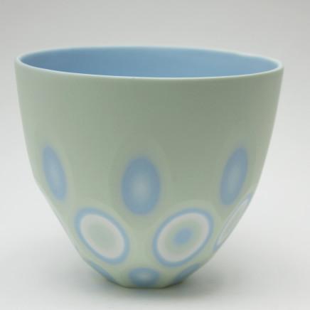 Sasha Wardell - Green and Blue Space Bowl