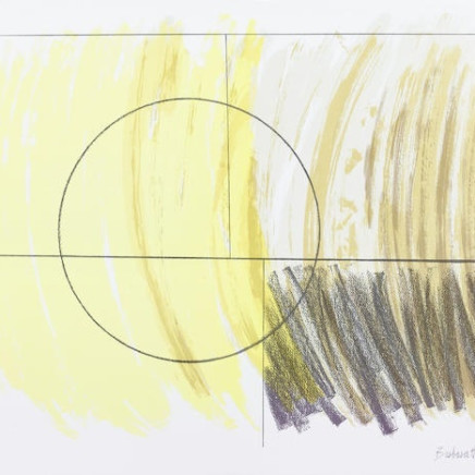 Dame Barbara Hepworth DBE - Moon Landscape (from the Penwith Portfolio), 1973