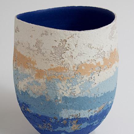 Clare Conrad - Vessel - Bright Blue
