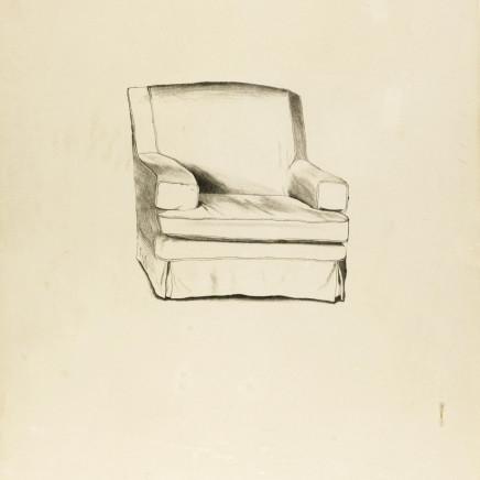 David Hockney OM CH RA, Slightly Damaged Chair, Malibu, 1973