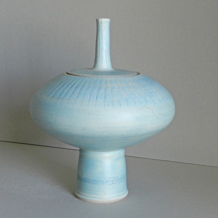 Christine Feiler - Lidded Pot, 2019