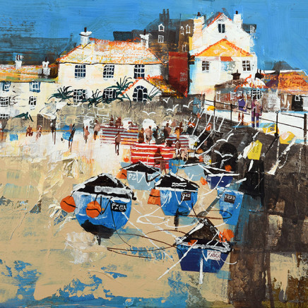Mike Bernard RI - St Ives Beach