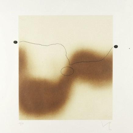 Victor Pasmore CH CBE - The Desert Sand