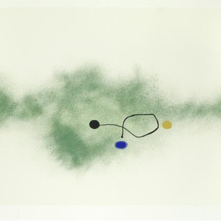 Victor Pasmore CH CBE - Milky Way (Lynton G.33) , 1986
