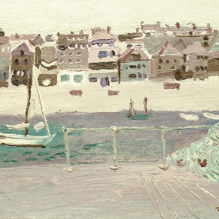 Fred Yates, Winter, St Ives