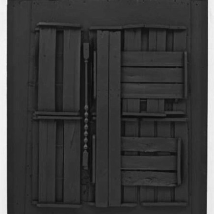 Louise Nevelson - Untitled