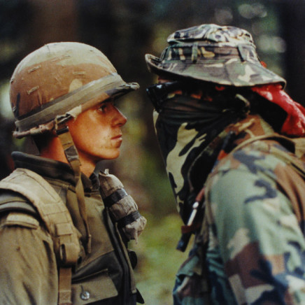 Shaney Komulainen, Oka Standoff, September 1, 1990