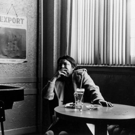 Ian MacEachern, Woman by Window, Victoria Tavern, London, ON, 1971