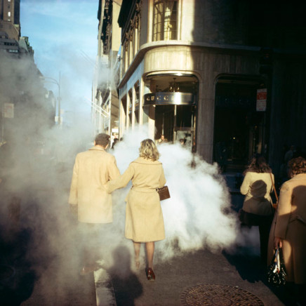 Joel Meyerowitz, 'Camel Coats', New York City, 1975