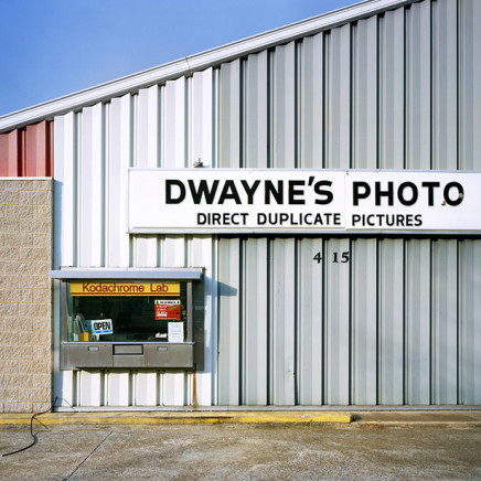Dwayne's Photo Lab. Parsons, Kansas