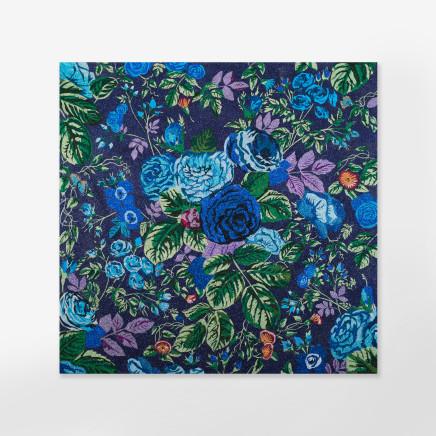 Reuben Paterson - A Flowers Instruction, 2019