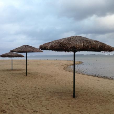 Peter Peryer - Umbrellas, Fiji 4/10, 2013