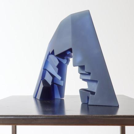 Emma Camden - Archway (Steel Blue), 2020