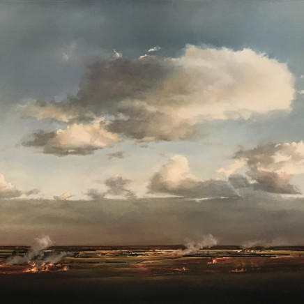 Simon Edwards - Front Line and Firelight, 2011