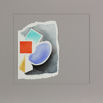 William Tillyer - Fragment