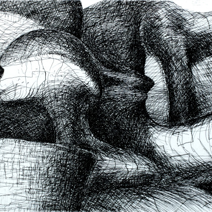 Sir Henry Moore O.M., C.H. - Imaginary Prisons, 1969/70