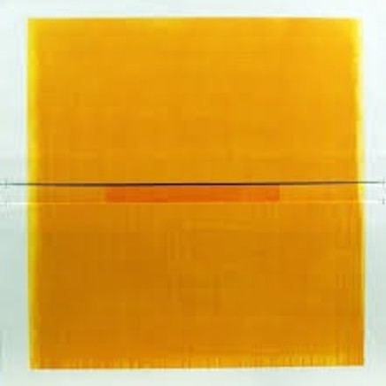 Richard Smith - Orange, 1977