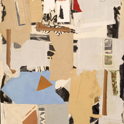 George Hooper - Abstract with envelopes