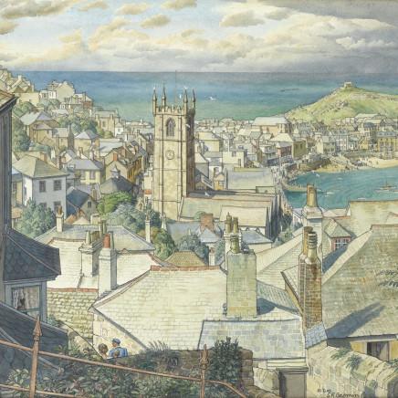 Stanley Roy Badmin - St Ives, Cornwall