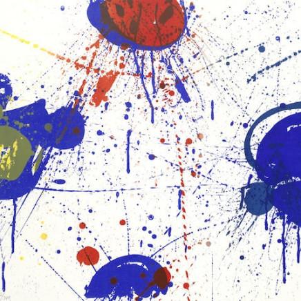 Sam Francis - The Upper Red (Lembark 51), 1963