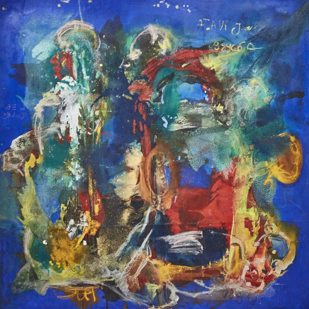 Rafiy Okefolahan - Untitled, 2014