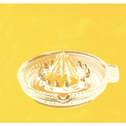 'Lemon Squeezer' 1991, screen print, 45cm x 61cm, £400.00