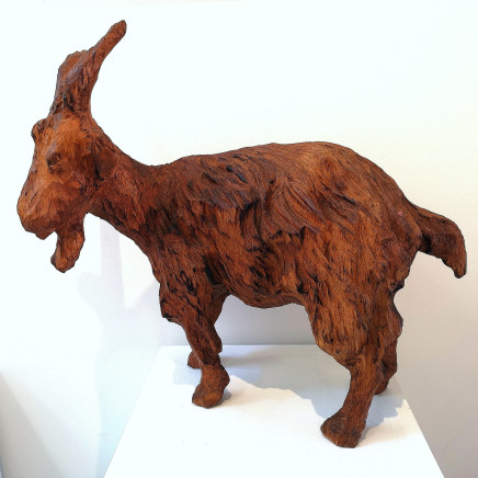 Billy goat, cedar, £700