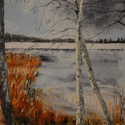 Jenny Wilson - Birches, Lakes and The First Day of Spring, 2019