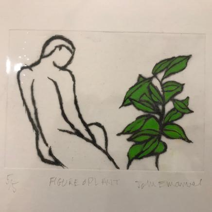 John Emanuel - Figure & Plant