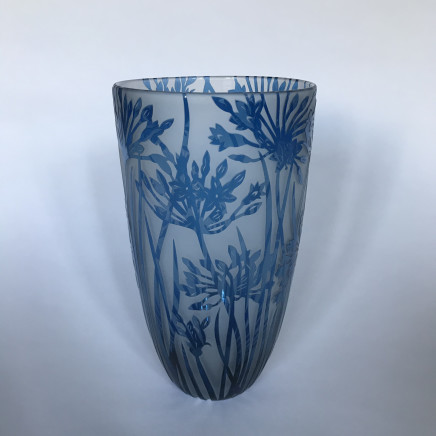 Colin & Louise Hawkins - Agapanthus Vase, 2019