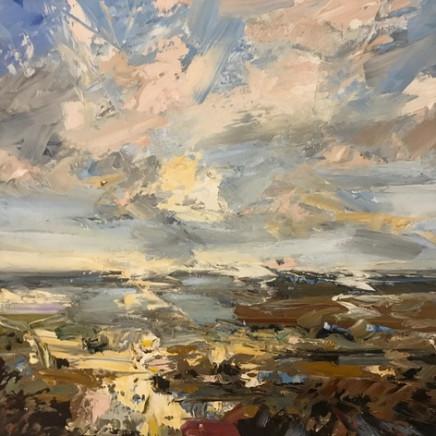 Paul Treasure - Golden Marsh, 2018