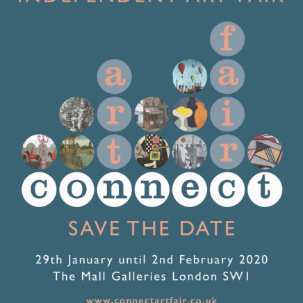 Connect, London's Independent Art Fair