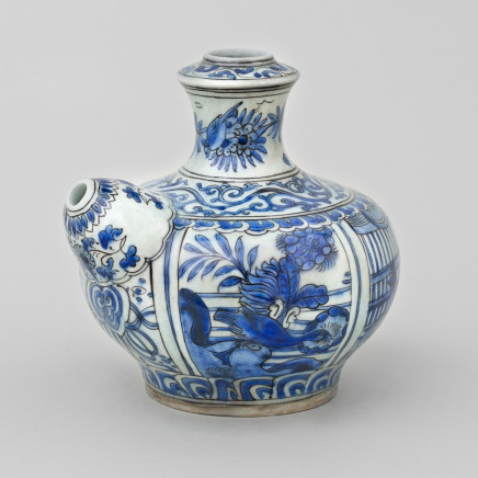 ISLAMIC PORCELAIN AND WORKS OF ART