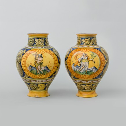 EUROPEAN PORCELAIN AND WORKS OF ART