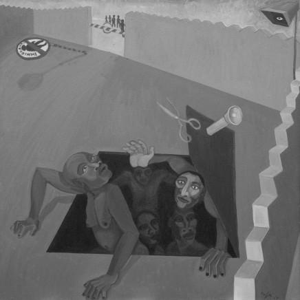 Richard Mudariki - UNDERGROUND, 2015
