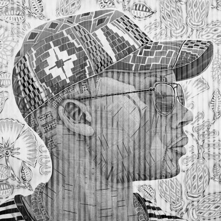 Gary Stephens - Itumeleng, The Kente Cap, 2020