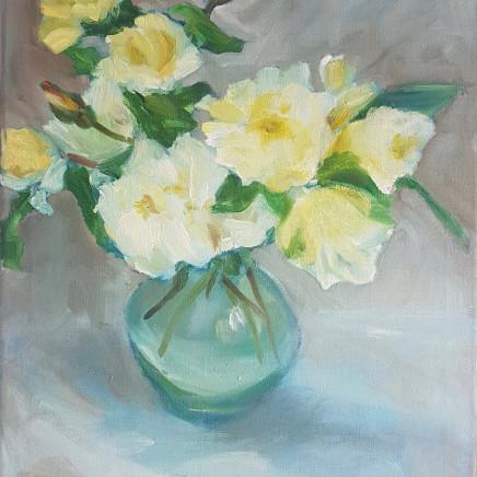 Edwina Broadbent - Winter Roses