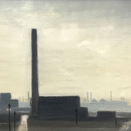 Theodore Major - Factories at Wigan