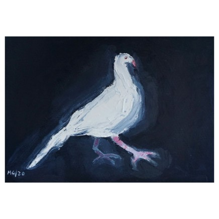 Mary Griffiths - Opinionated Jackdaw, 2021