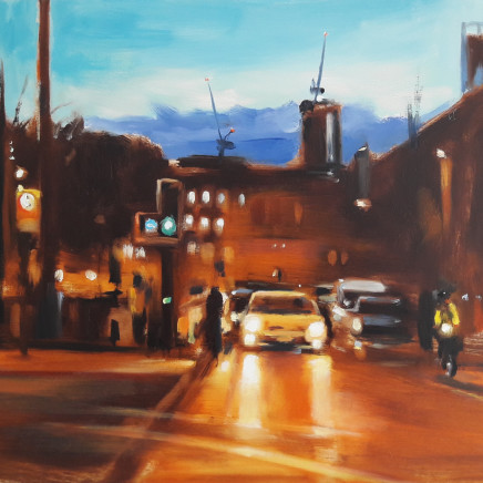 Liam Spencer - Deansgate and Cathedral