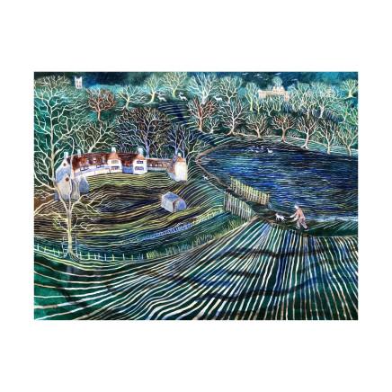Kate Collins MAFA - Trentham Gardens
