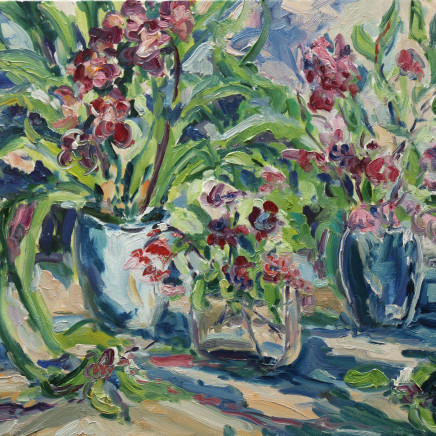Fi Katzler, Orchid, Lilac and Blossom