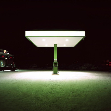 Joe Clark - Petrol Station, 2006