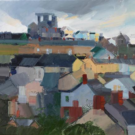 Sarah Carvell - Denbigh Town, the Shortest Day