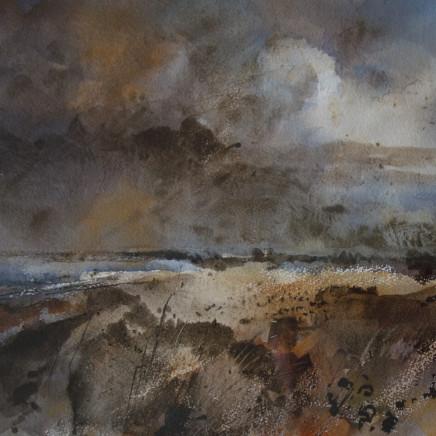 William Selwyn - Road to Foryd Bay I