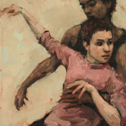 Carl Chapple - Beau Dillen and Renan Manhães (Ballet Cymru Rehearsal 131)