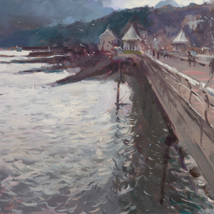 Rob Pointon - View from Garth Pier