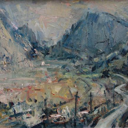 Gareth Parry - Fine Morning, Ogwen, Snowdonia