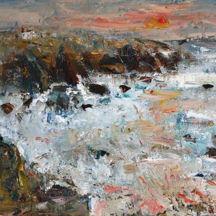 Gareth Parry - Ar ôl Ddrycin, Pen Llŷn / After the Storm, Llyn Peninsula