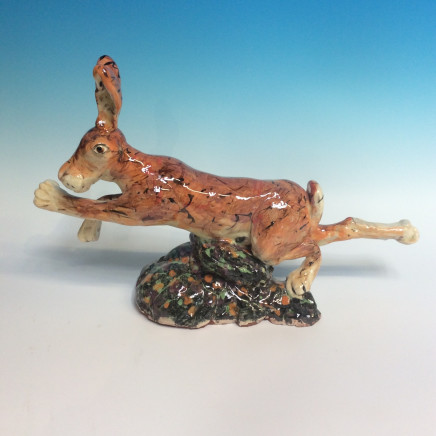 Willie Carter - Running Hare
